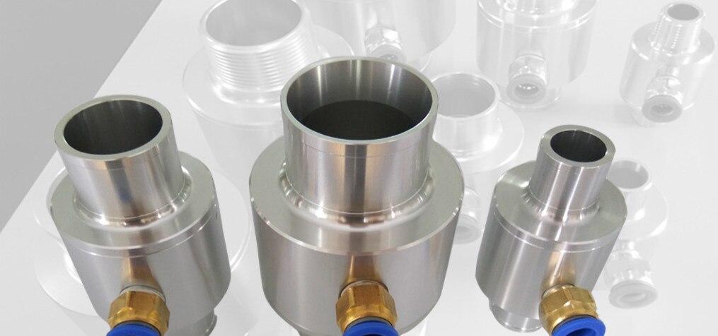 Vacuum Generator Material Conveyor Air Amplifier Stainless Steel