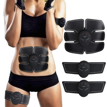 Ems-trainer Abdominal Muscle Trainer Electroestimulador Vibration Stimulator Massager Abdomen Electro Estimulador Fitness