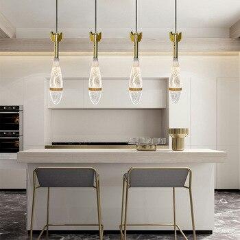 Светильник suspendu lampen industrieel стеклянные подвесные потолочные светильники для ресторана спальни