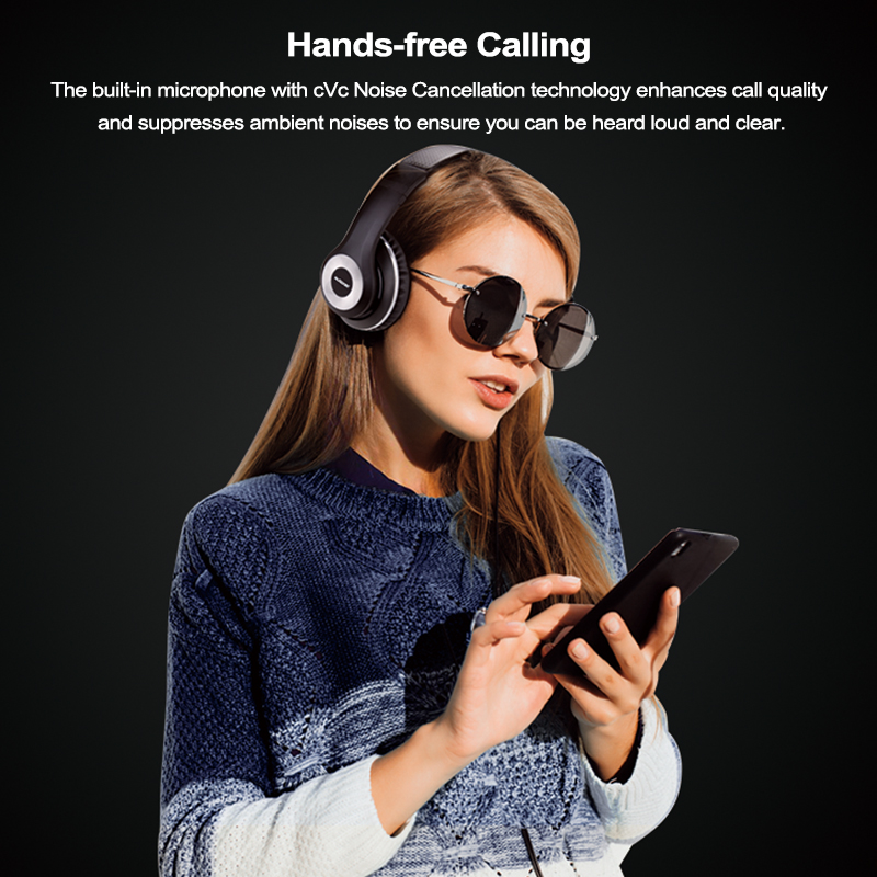 Ausdom ANC10 Wireless Headphone 4