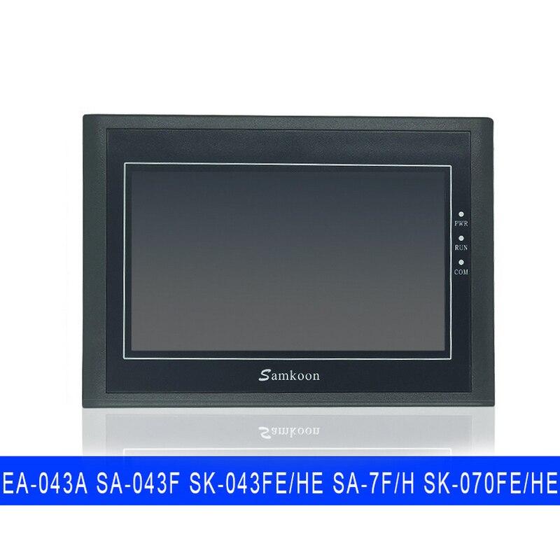 "SK-043HE samkoon HMI touch screen 4.3/"" inch new"