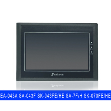 цена на Samkoon 4.3 inch touch screen HMI TP touch screen for industrial PLC   with RS232+ RS485 + USB +touch panel