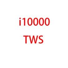 I10000 TWS Bluetooth 5.0 หูฟัง 1:1 แบบจำลองAir 2 Pop UpหูฟังI10000twsไร้สายชาร์จหูฟังไม่I80 I500 I9999 TWS
