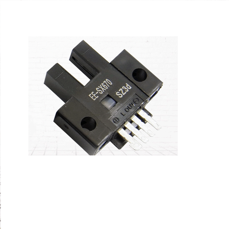 Slot U-shaped Photoelectric Switch EE-SX670 671 672 674 A P R WR Sensor Without Suffix (NPN)