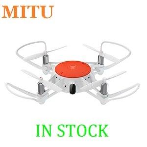 Image 1 - MiTu מיני RC Drone Mi Drone מיני RC מזלט Quadcopter WiFi FPV 720P HD מצלמה רב מכונה אינפרא אדום קרב BNF drone צעצוע