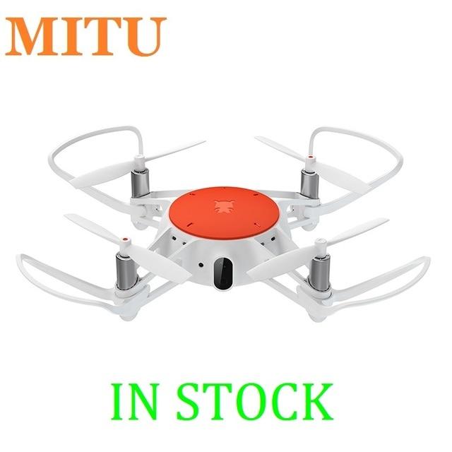 MiTu מיני RC Drone Mi Drone מיני RC מזלט Quadcopter WiFi FPV 720P HD מצלמה רב מכונה אינפרא אדום קרב BNF drone צעצוע