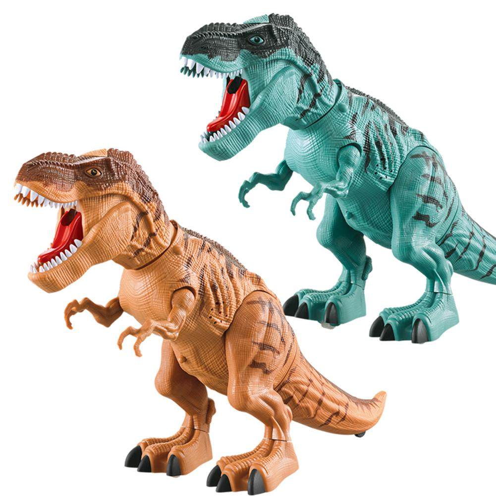 Electric Toy Large Size Walking Dinosaur Robot With Light Sound Tyrannosaurus Rex Kids Toys