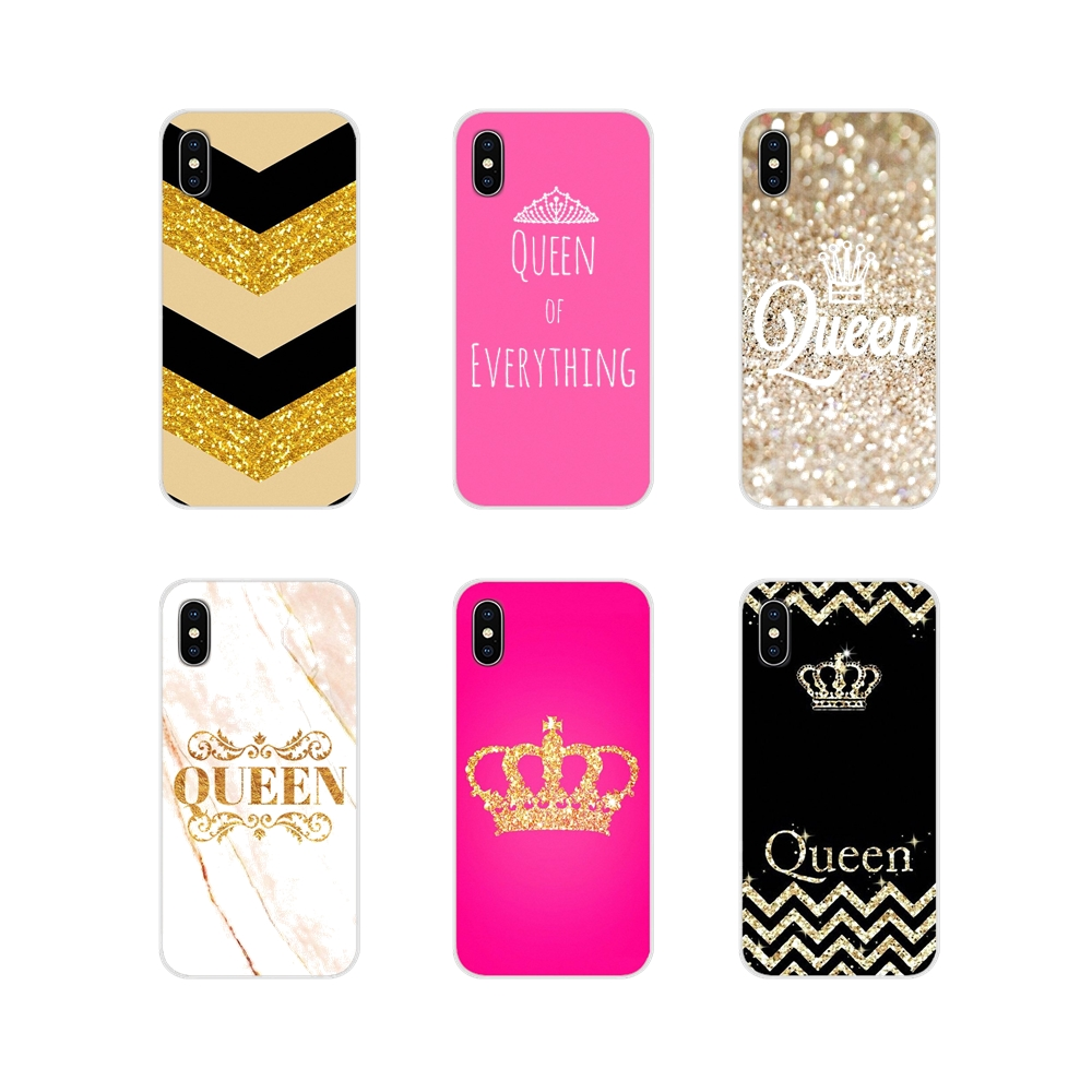 <font><b>glitter</b></font> queen king pink For <font><b>Oneplus</b></font> 3T 5T 6T Nokia 2 <font><b>3</b></font> 5 6 8 9 230 3310 2.1 <font><b>3</b></font>.1 5.1 7 Plus 2017 2018 Transparent TPU <font><b>Cases</b></font> Cover image