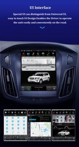 """Image 5 - PX6 Smart 10.4"""" IPS Screen Tesla Navigation For TOYOTA Corolla AT Android Car radio player GPS video recorder Car Multimedia"""