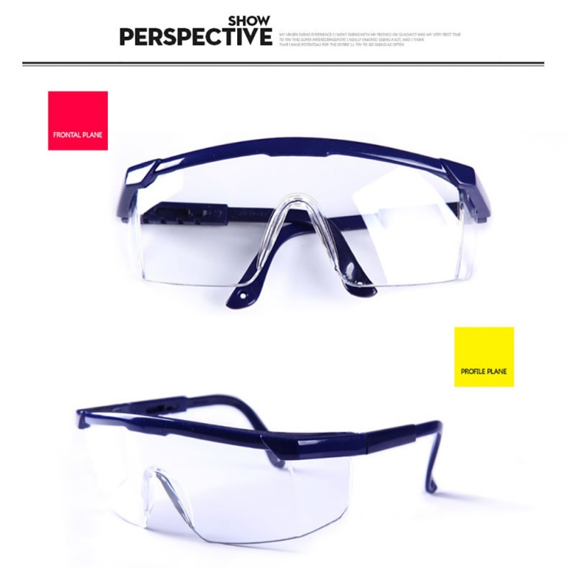 Protective Safety Glasses Safety Eyewear Anti-Fog Design Anti Scratch, Clear Lens-High Impact Resistance-Perfect Eye Protection