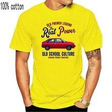 VINTAGE FRENCH CAR RENAULT 11 TURBO - NEW COTTON T-SHIRT clothes  cat windbreaker Pug tshirt Trump sweat sporter t-shirt