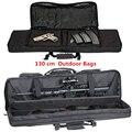 130 см/52 дюйма Длина военные сумки 600D Оксфорд двойная тактическая сумка CS страйкбол пистолет винтовка сумки для мужчин рыбалка охота Пешие пр...