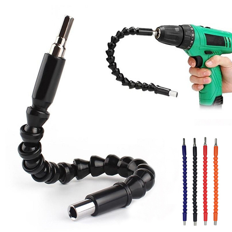 Flexible Shaft Extension Drill Bits Holder Power Tools For Electric Screwdriver