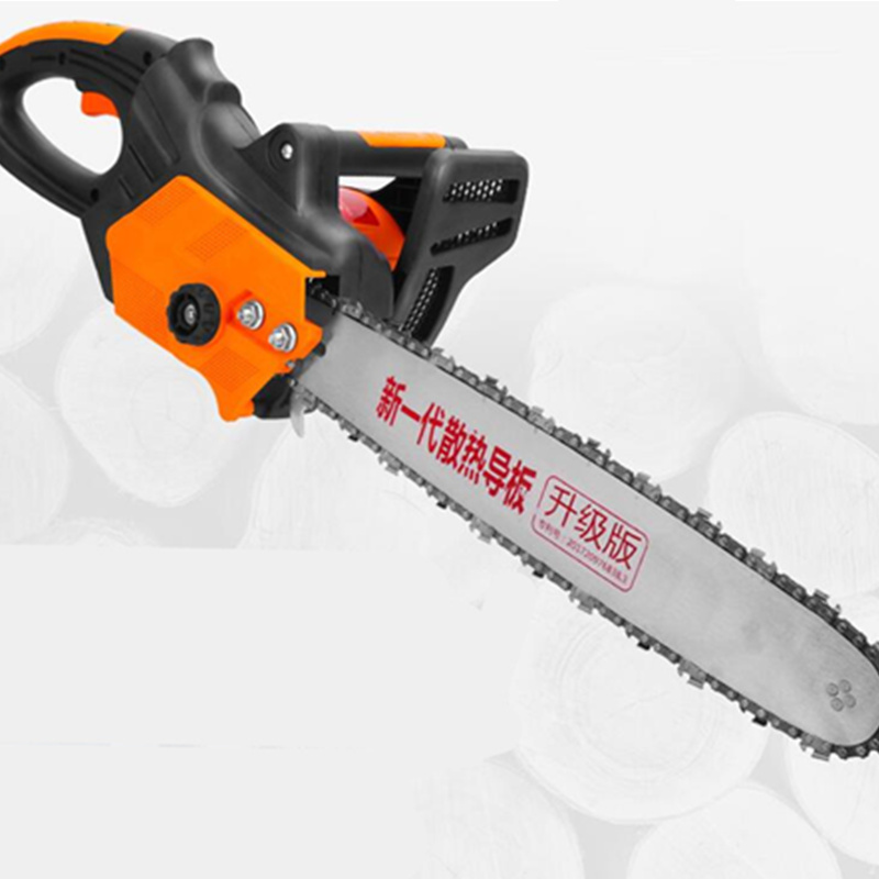 Chainsaw Logging Saw 220v Household High Power Electric Chain Saw Wood Multifunctional Portable Woodworking Saw