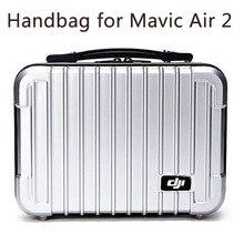 Mavic Air 2 Hardshell Handheld Storage Bag Waterproof Protective Box Carrying Case for DJI MAVIC Air 2 Handbag Carry bag