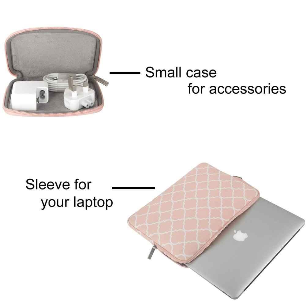 MOSISO 11.6 13.3 14 15.6 بوصة حقيبة لاب توب شنطة لحمل macbook الهواء برو 13 15 آسوس أيسر ديل Chromebook دفتر المحمولة حالة غطاء
