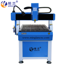 Hot Sale CNC Router 6090 Desktop CNC Milling Machine for stone metal aluminum