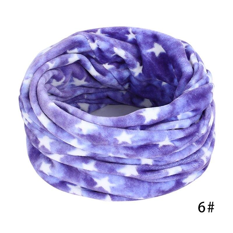 Новинка, осенне-зимний женский шарф с принтом для женщин, модный бархатный тканевый шарф, мягкий удобный женский винтажный шарф - Цвет: 6