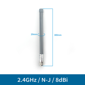 Image 3 - Wifi Antenna 2.4GHz Outdoor N J Interface High Gain 8dBi TX2400 BLG 30 Long Range Waterproof  Router