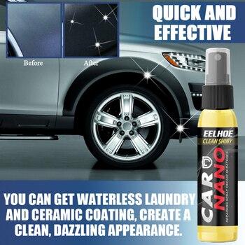 30ML Paint Surface Maintenance Sealing And Polishing Excellent Mirror EffectAutomotive Liquid Nano-hydrophobic Spraying Wax 1