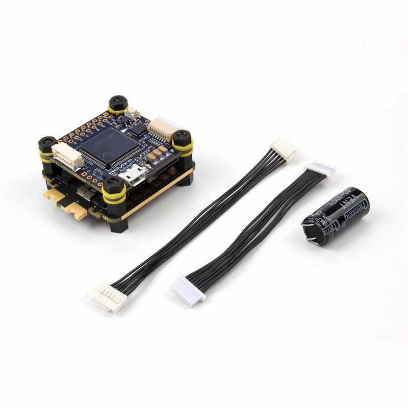 Оригинальный Holybro Kakute F7 HDV игровые джойстики Tekko32 F3 HDV 40A с диагональю экрана 3-6S Blheli_32 4 в 1 бесщеточный ESC для дрона с дистанционным управлением