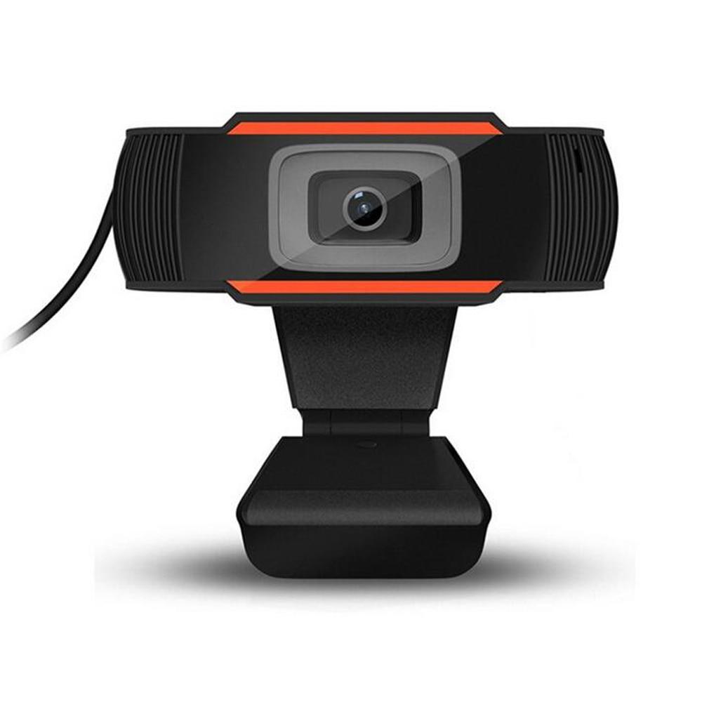 Webcam Full HD 1080P USB Video Gamer Camera For Portatile Laptop Computer Web Cam Built-in Microphone