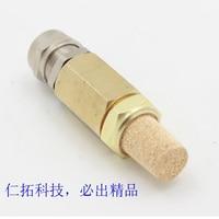 Alle-metall Temperatur und Feuchtigkeit Sensor Gehäuse Schutzhülle Boden SHT10 SHT11 SHT20 Landwirtschaft