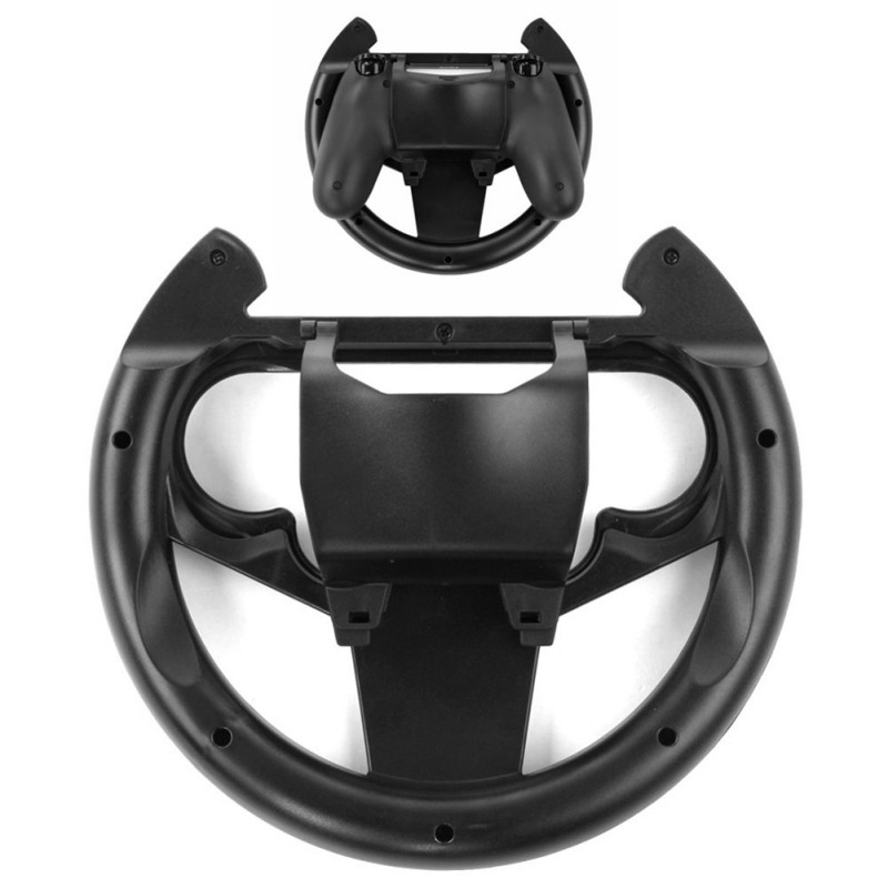 Volante For Ps4 Compact Lightweight Gamepad Joypad Grip Controller With Detachable Cover Gaming Racing Steering Wheel For Sony