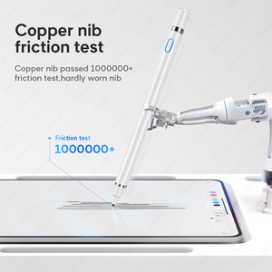 Image 5 - For Apple Pencil 2 1 iPad Pen Touch For iPad Pro 10.5 11 12.9 For Stylus Pen iPad 2017 2018 2019 5th 6th 7th Mini 4 5 Air 1 2 3