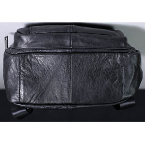 Image 5 - iPinee Fashion Cowhide Backpack Women Genuine Leather School Bag Female Travel Shoulder Bags Black/Brown Back Bags Mochila