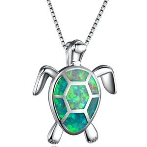 Трендовые ожерелья с подвеской в виде морских черепах для женщин, женское ожерелье в виде животных для свадьбы, цепочка, ожерелье, ожерелье, подарок на пляж