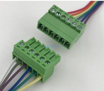 10sets Aerial butt welding type 15EDGRK-3.81mm plug-in 2edg green terminal block 2EDGRK for Connector row - sale item Electrical Equipment & Supplies