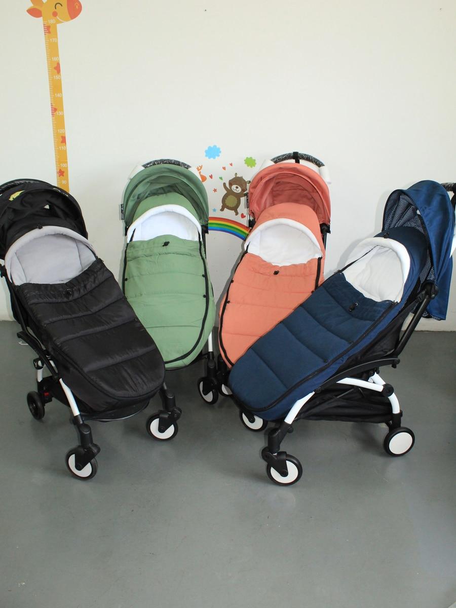 Socks Stroller-Accessories Pushchair Footmuff Sleepsacks-Sleeping-Bag Babyzen Yoyo Universal