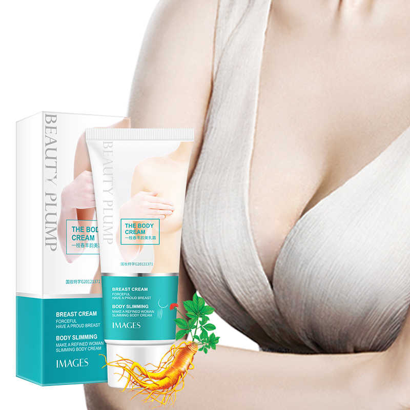 Thảo Dược Ngực Kem Dành Cho Nữ Hiệu Quả Full Độ Đàn Hồi Ngực Tăng Cường Sinh Lý Tăng Trưởng Nhanh Kem Body Cream 50G