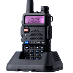 Baofeng UV-5R Walkie Talkie Mini UV 5R CB Radio Station Dual Band UHF VHF Portable Ham Two way Radio Comunicador UV5R BF-UV5R