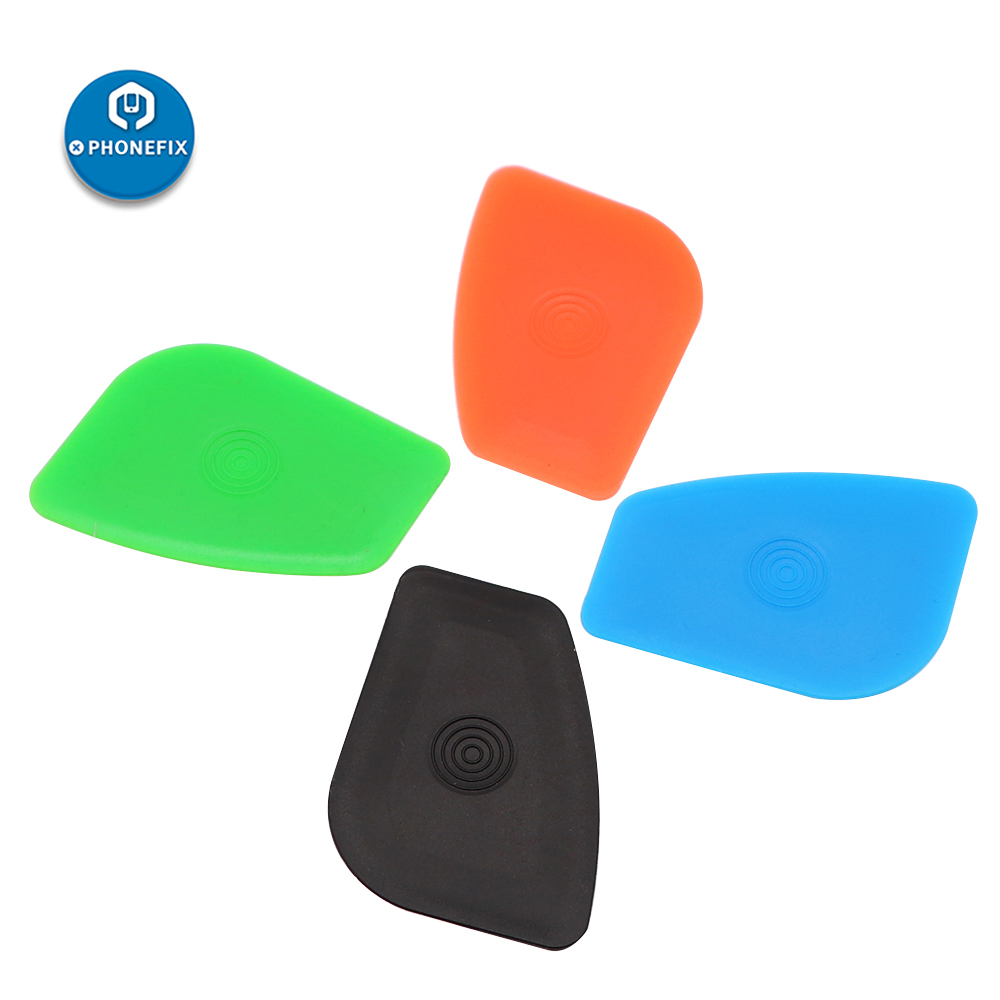 PHONEFIX Plastic Prizing Sheet For Phone Tablet PC Screen Opening Tool Pry Slice For IPhone Repair Battery Replacement Tool Kit