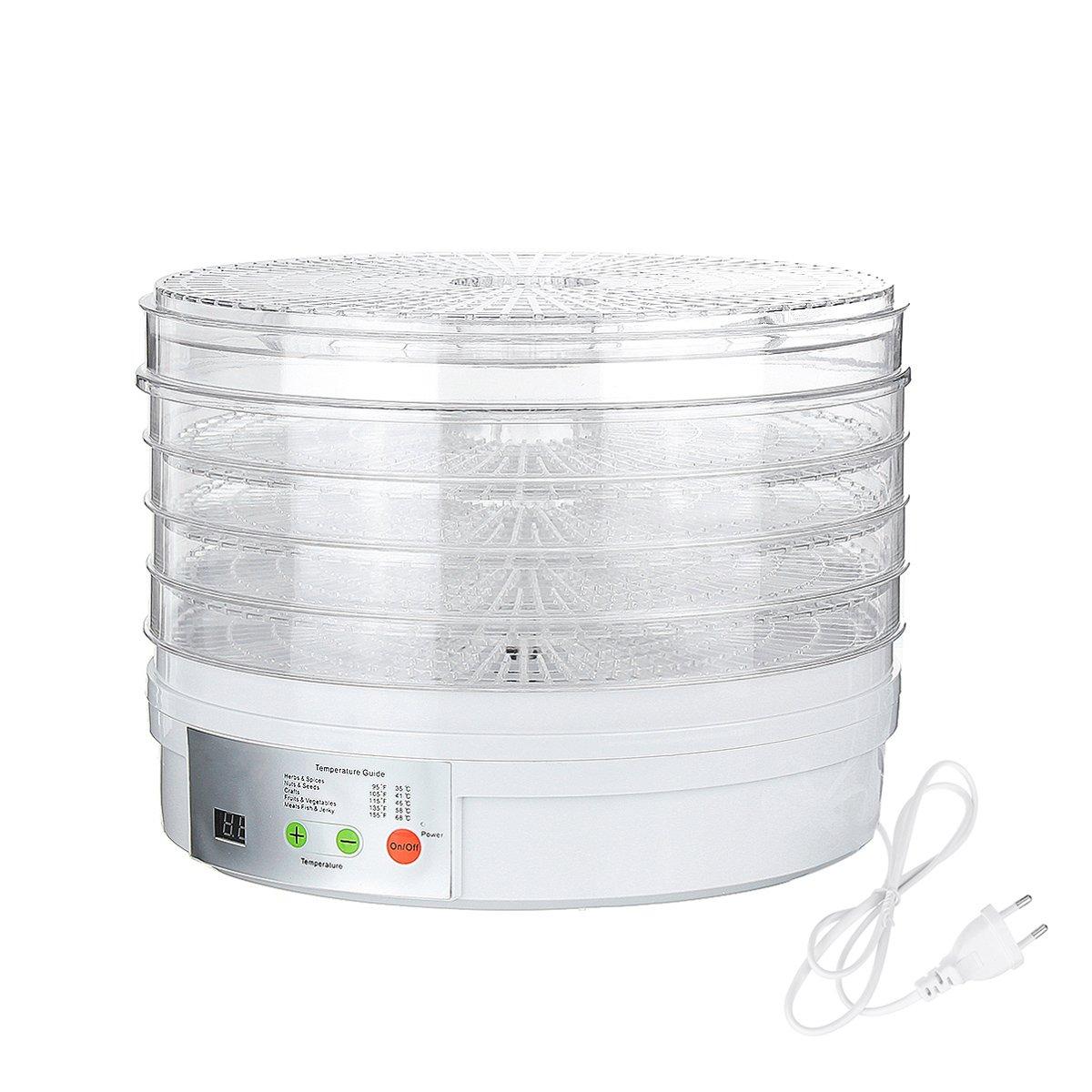110 220v produto comestivel como digital desidratador 04