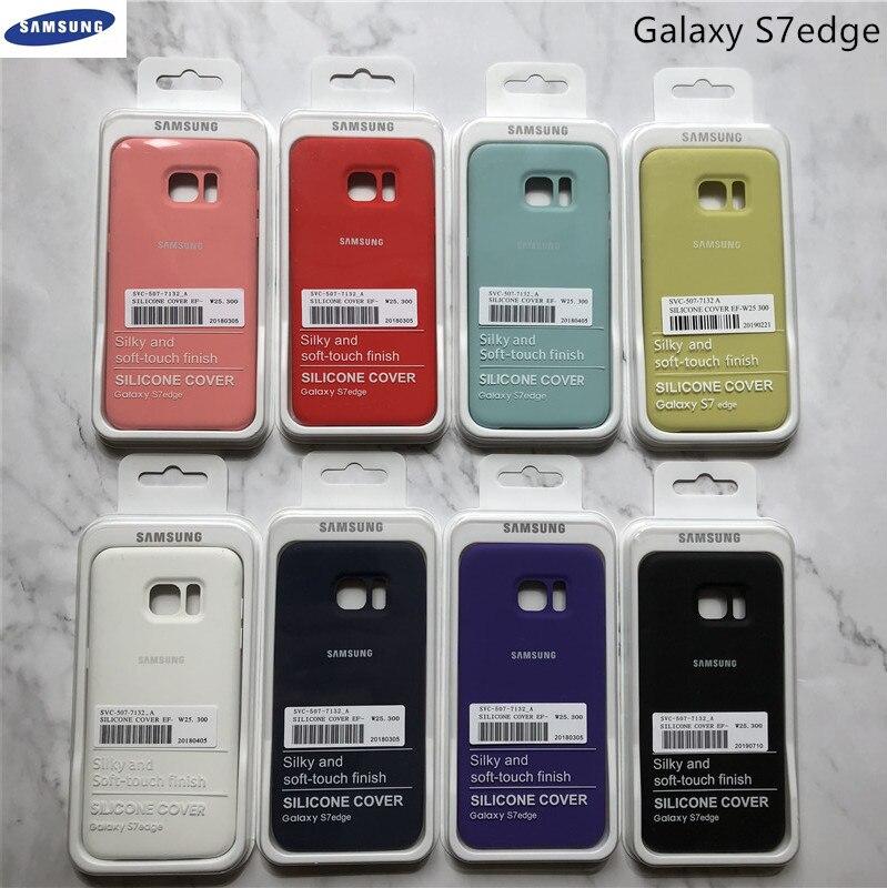 cover samsung s7edge silicone