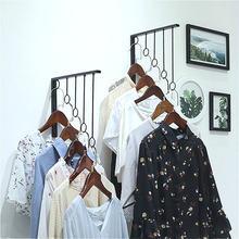 Металлическая вешалка для одежды хранения и нижнего белья пальто