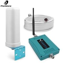 4G Repeater 4G 2600Mhz 800/900/1800/2100/2600/Mhz 2G 3G Handy Repeater Cellular Signal Booster Verstärker Omni Antenne Kit