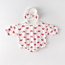Baby Girl Romper 0-2Y Spring Newborn Baby