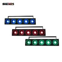 2 pces led 5x30 w rgb 3in1matrix iluminação lâmpada longa luz dmx512 dispositivo de controle adequado djdisco teatro efeito luzes shehds