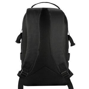 Image 5 - DSLR Waterproof Video Camera Backpack Tripod Case w/ Reflector Stripe fit 15.6in Laptop Bag for Canon Nikon Sony DSLR Photo