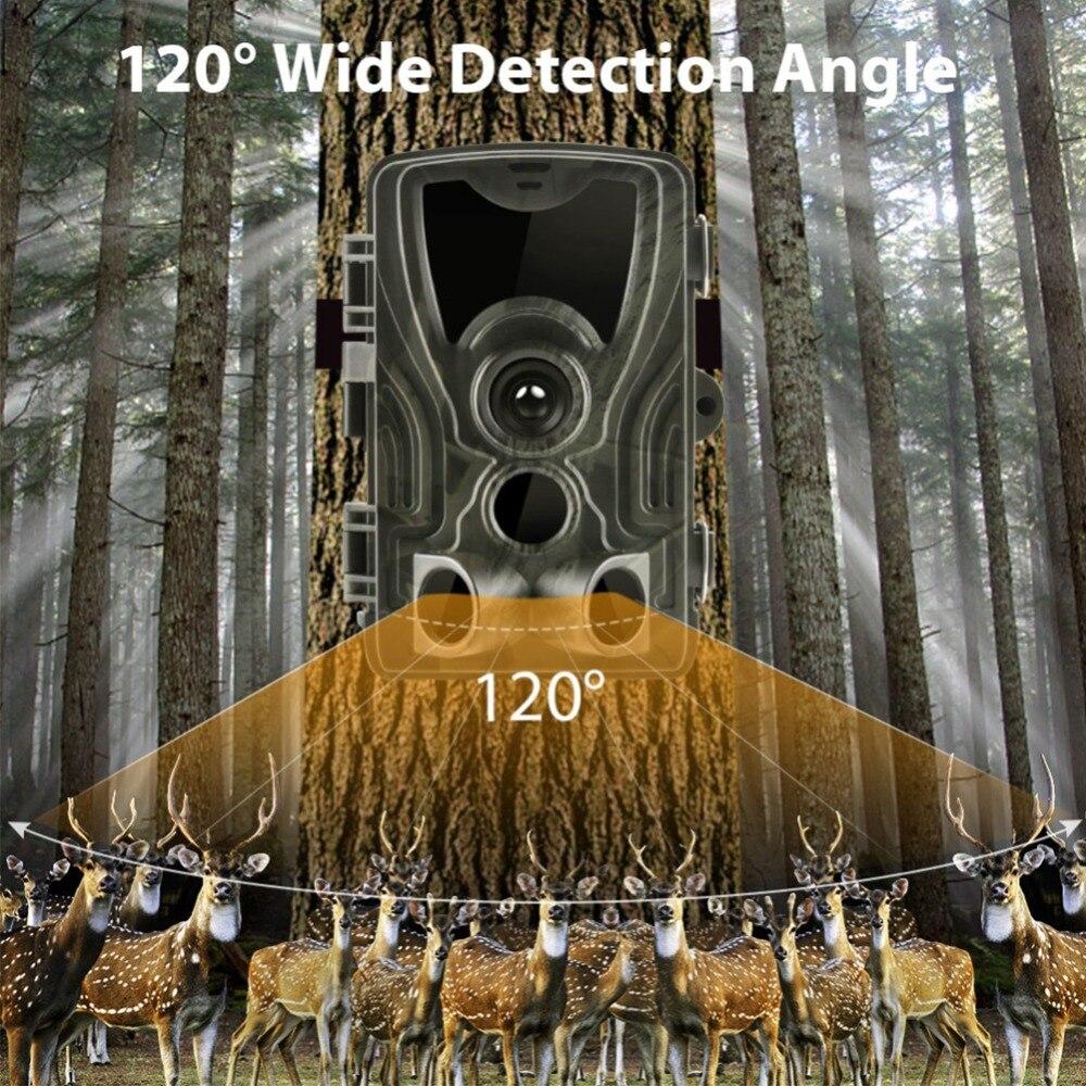câmera vida selvagem ip65 foto armadilhas 0.3s