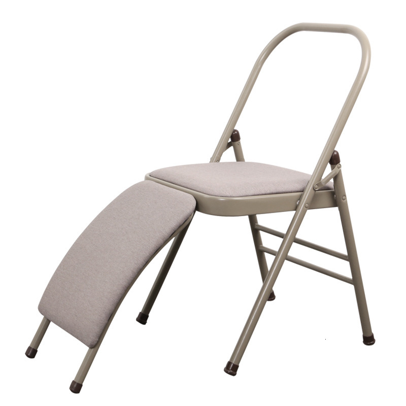 Yoga Chair Multi-functional Yoga Yoga Chair Second Sister Thickened Folding Chair