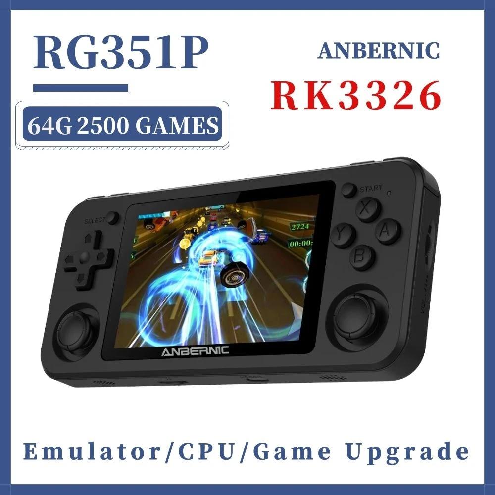 Pocket Portable Retro Game Console Powkiddy