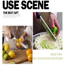 Microplane Grater Tools Cheese-Zester Fruit Peeler Vegetable Stainless-Steel Kitchen Multifunction