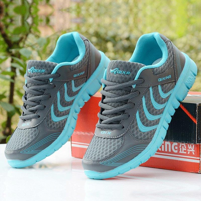 Tênis de corrida mulher tênis 2020 sapatos femininos do esporte das senhoras sapatos de malha respirável atlético tênis mulher zapatos de mujer