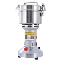 1PC HC 700T 220V/110V Multifunction 700g Electric Grinder Herb Flour Coffee Pulverizer Food Mill Grinding Machine