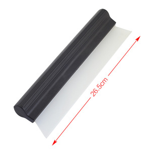 Image 5 - Limpiador de jabón de silicona multifunción, cuchilla para rascar, limpiador escurridor de vidrio, cepillo de ventana, accesorios de limpieza en forma de T